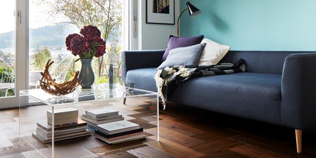 Schön wohnen, sich wohlfühlen und zum Wohnstil passend sind die Anforderungen, die Bodenbeläge in einem harmonischen Zuhause erfüllen sollen. Wir können eine Vielzahl von Bodenbelägen bieten, die keine Wünsche offen lässt.